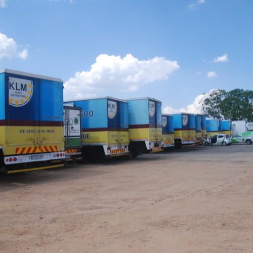 KLM Fleet