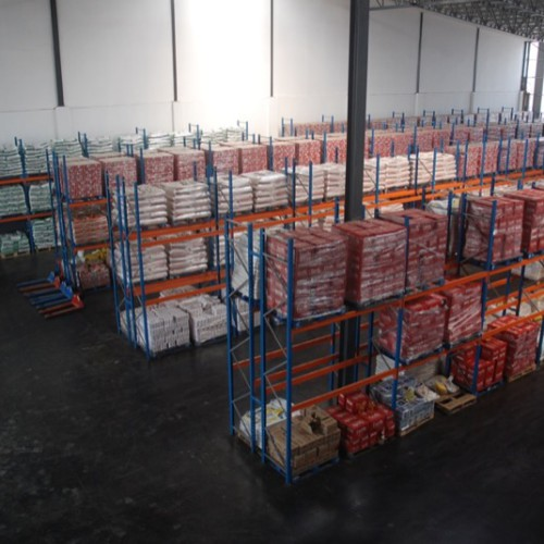 KLM Warehouse
